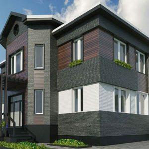 Фасадные панели KMEW